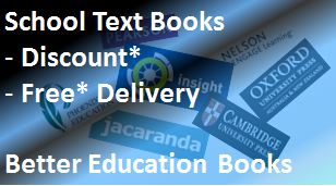 Better Education School Books