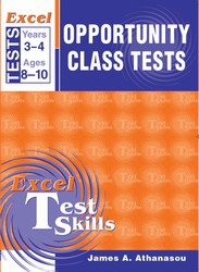 Opportunity Class Tests Years 3-4