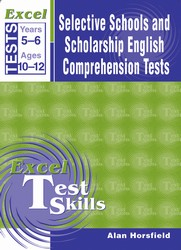 Selective Schools and Scholarship English Comprehension Tests Years 5-6