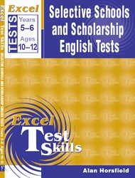 Selective Schools and Scholarship English Tests Years 5-6