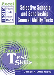 Selective Schools and Scholarship General Ability Tests Years 5-6