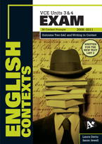 VCE exam books