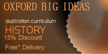 Oxford Big Ideas History 7 - 10