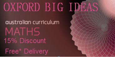 Oxford Big Ideas Maths 7 - 10