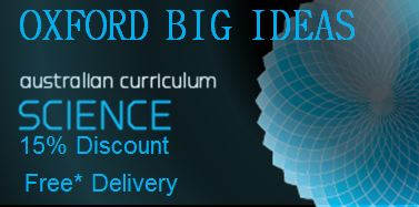 Oxford Big Ideas Science 7 - 10