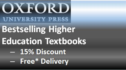 Bestselling University Textbooks - Oxford
