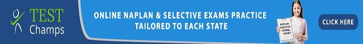 NAPLAN & Selective School Practice Tests