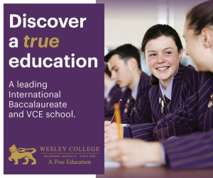 Wesley College - a leading IB and VCE school