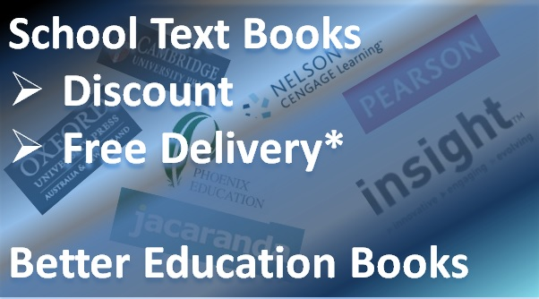 Save on school book lists, free delivery available